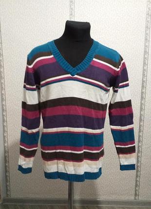 Пуловер, х/б. (3211)