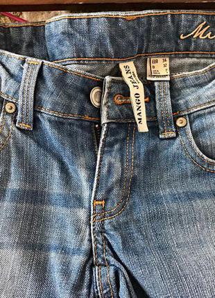 Mango джинсы3