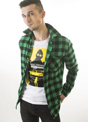 Мужская рубашка coofandy
