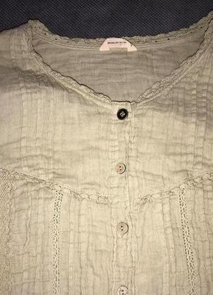 Akihiko izukura made in japan интересная блузка (yohji yamamoto zara h&m cos max mara)