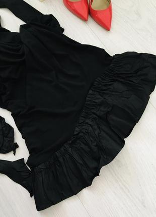 Мега крутое роскошное платье с натуральным шёлком5 фото
