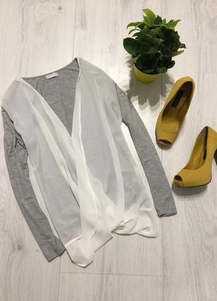 Классная кофточка, стильная блуза
