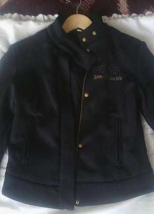 Пиджак спортивный кофта мастерка