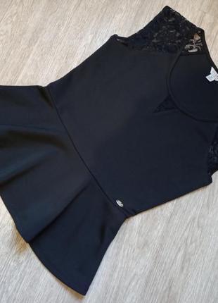 Блузка с баской guess