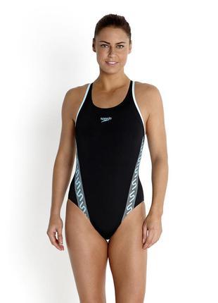 Фирменный спортивный купальник speedo women's size 12\40