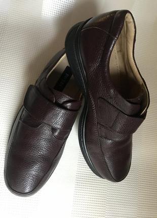 Туфли pavers с двумя съемными стельками 42р.