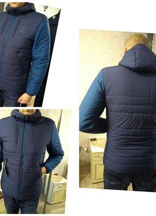 Куртка зимова reebok