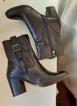 Новые ботинки 🔥🔥🔥италия🇮🇹 38 р. кожа soloxbo