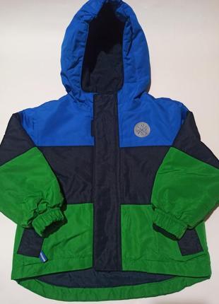 Термо куртка lupilu