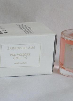 Zarkoperfume pink molecule 090.09 molecula розовая молекула духи
