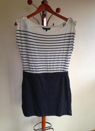 Трикотажное платье, туника размер eur 42