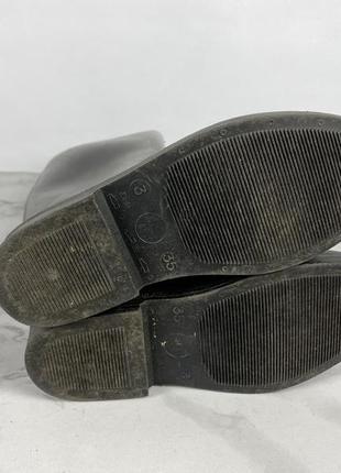 Сапоги верховые резиновые made in france3 фото