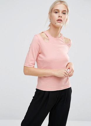 Новая блуза - футболка monki размер м