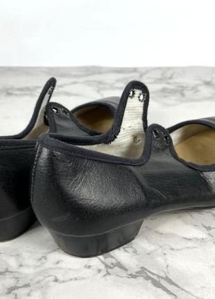 Туфли для степа katz, 2 (21 см? 34), кожзам6 фото