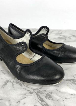 Туфли для степа katz, 2 (21 см? 34), кожзам1 фото