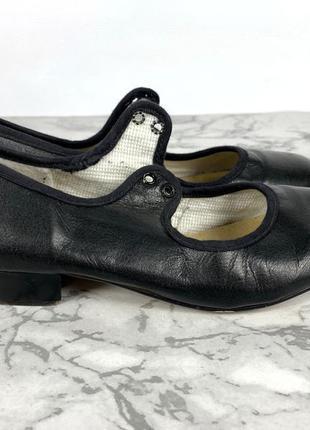 Туфли для степа katz, 2 (21 см? 34), кожзам2 фото