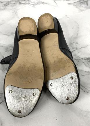 Туфли для степа katz, 2 (21 см? 34), кожзам4 фото