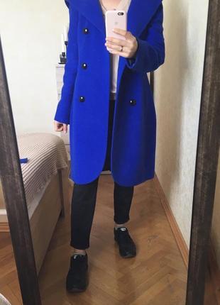Пальто шерсть stella polare, демисезонное шерстяное пальто, шерстяное пальто с капюшоном