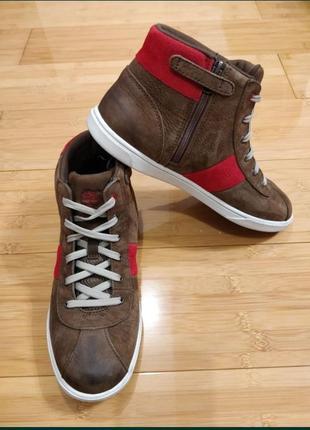 Timberland ботинки оригинальные 39,5