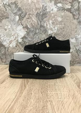 Dolce&gabbana 37,5-38 р кожа кроссовки кросы кросівки замш d&g .
