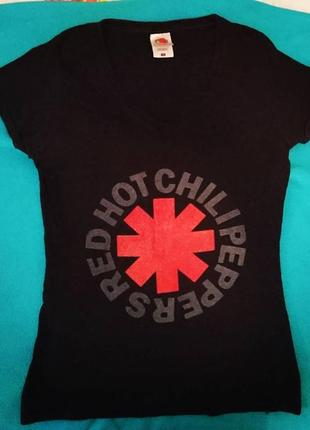 Продам футболку rhcp red hot chili peppers fruit of the loom