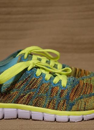 Легкие очень яркие текстильные кроссовки next англия 13 р.( 20 см.)
