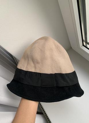 Шляпа капелюх фетр шерсть
