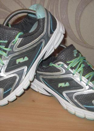 Продам кроссовки для спорта,бега,фитнеса  фирмы fila (оригинал)38 размера