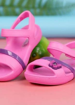 Кроксы сандали crocs crocband sandal