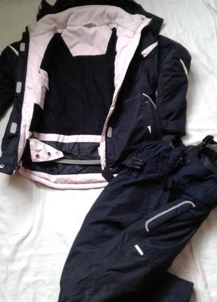 Термо костюм на девочку  рост 146-152 см