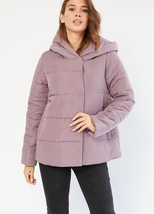 Для беременных свободная демисезонная осенняя куртка