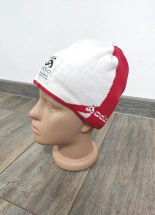 Флисовая шапка для спорта  odlo  оригинал