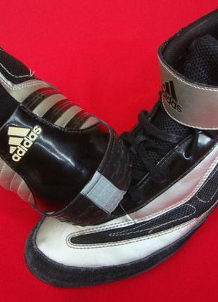 Кроссовки adidas борцовки оригинал 41 разм