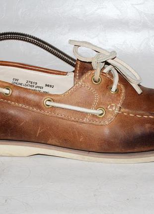 Туфли 36 р timberland сша кожа оригинал