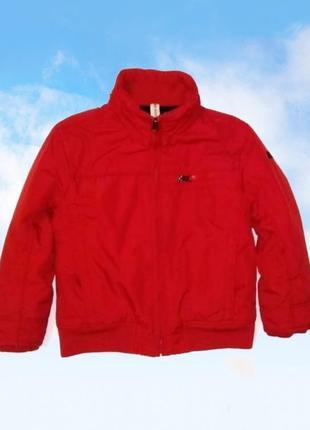 Фирменная демисезонная куртка river woods co.