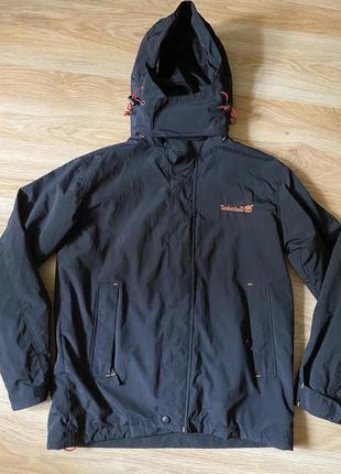 Куртка ветровка timberland p s оригинал