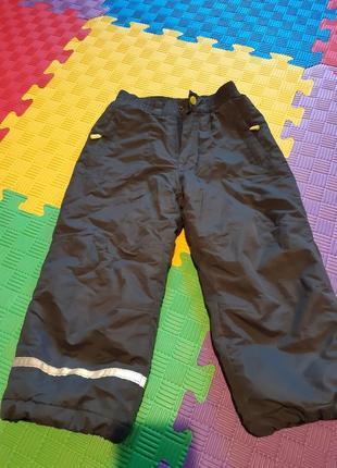 Зимние, осенние штаны на синтепонн