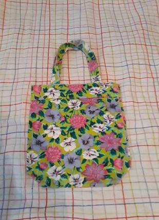 Пляжная детская сумка