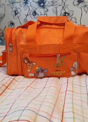 Дорожная детская сумка