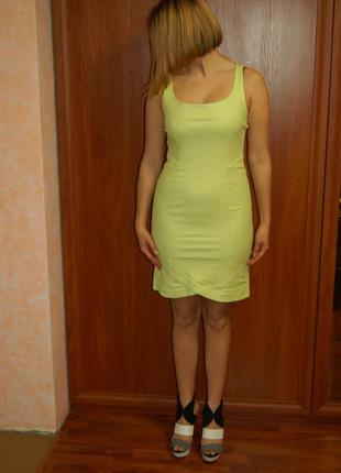 Платье kenneth cole green amelia