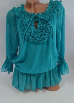 Новая блуза размер 46-48, италия