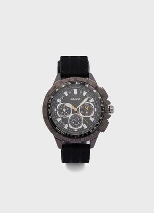 Мужские часы на руку из нержавеющей стали, бренд aldo! оригинал, из португалии!