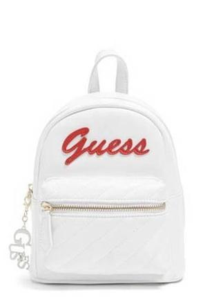 Сумка - рюкзак guess crossbody backpack