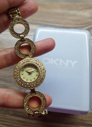 Брендовые часы donna karan, оригинал