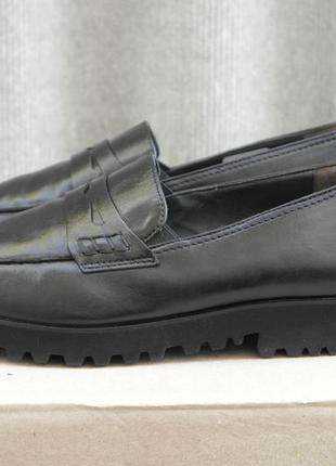 Paul green р.39,5 кожаные туфли.