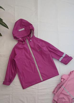 Куртка дождевик kamik, 110-116