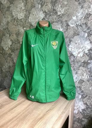 Nike s m sc kriens ветровка куртка штормовка олимпийка