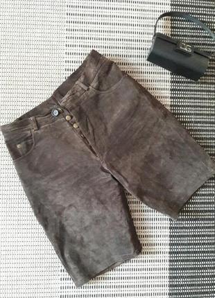 Кожаные шорты #gipsy