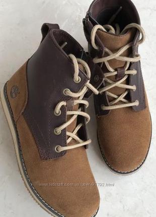 Распродажа новые ботинки timberland, натуральные, 33 размер