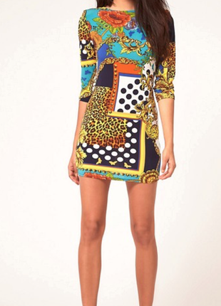 Платье john zack